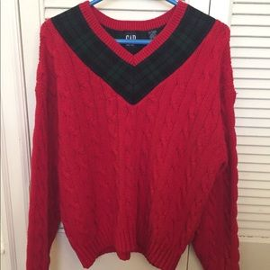 Chunky knit vintage GAP sweater